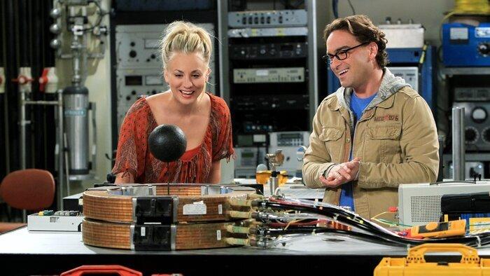 NRJ12, Big Bang Theory, 19h20 - 19h45, S06E04 - Big Bang Theory, Accéder à la TV en direct