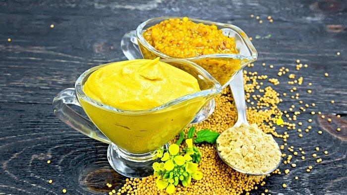La moutarde nous monte au nez