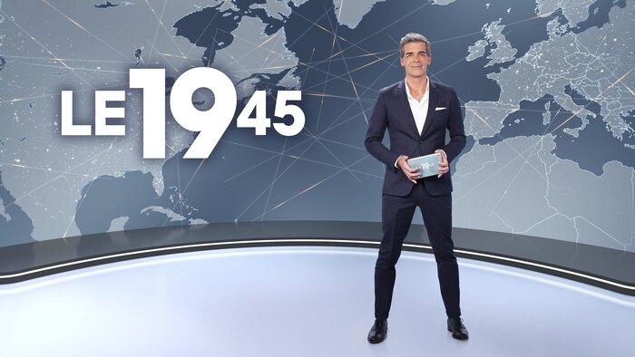M6, Le 19.45, 19h45 - 20h15, Info-Météo, Accéder à la TV en direct