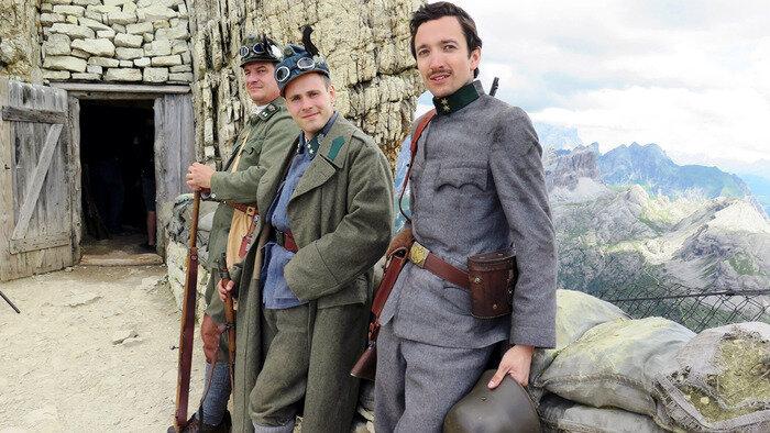 ARTE, Les Alpes à travers les âges, 16h05 - 16h55, Documentaire, Accéder à la TV en direct
