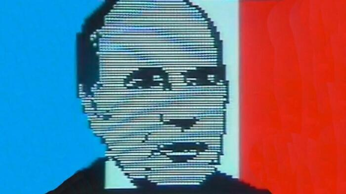 Mitterrand et la télé