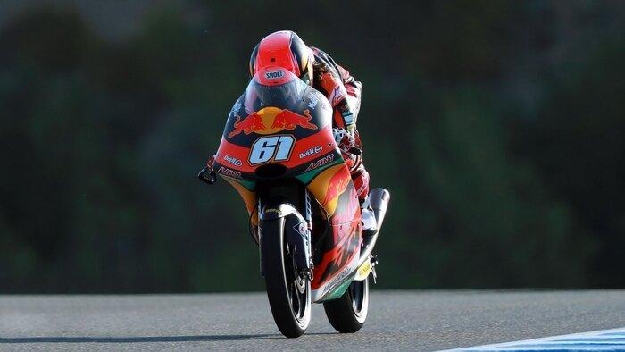 Moto 3 : Grand Prix d'Aragon