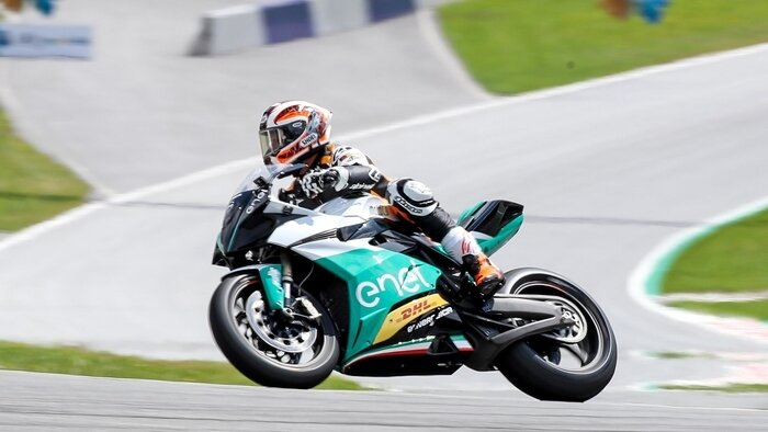 Moto E : Grand Prix de France