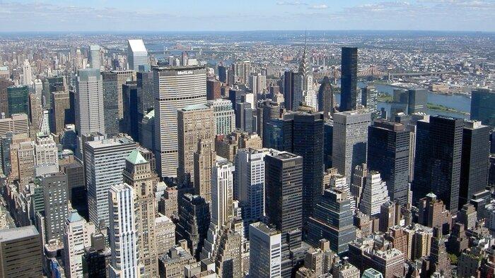 New York d'île en île