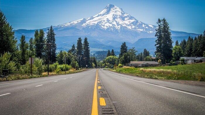 Oregon, terre de contrastes