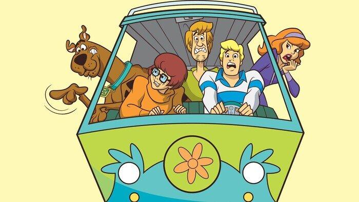 Quoi d'neuf Scooby Doo?