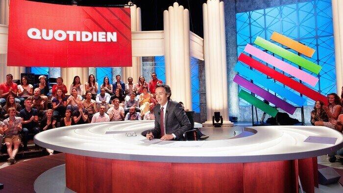 TMC, Quotidien, première partie, 19h25 - 20h10, Divertissement, Accéder à la TV en direct