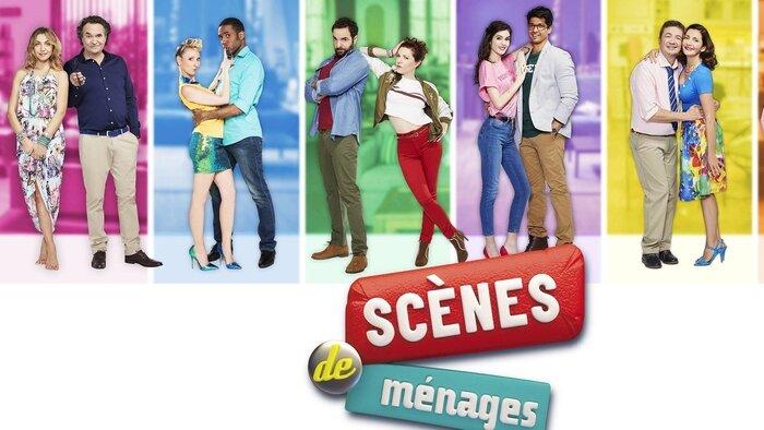 M6, Scènes de ménages, 20h30 - 21h05, Série, Accéder à la TV en direct