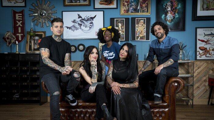 Tattoo Cover : Sauveurs de tatouages *2018