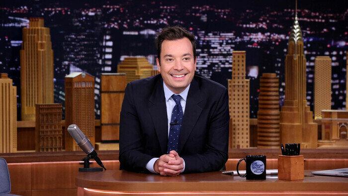 CANAL+, The Tonight Show Starring Jimmy Fallon, 18h41 - 19h22, Magazine, Accéder à la TV en direct
