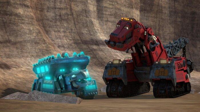 Dinotrux Superboostés