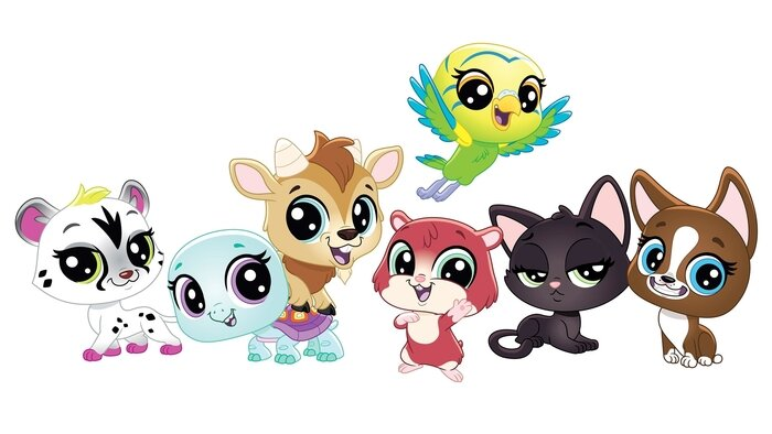 Littlest Pet Shop, un monde à nous