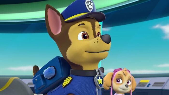 Paw Patrol, la Pat'Patrouille
