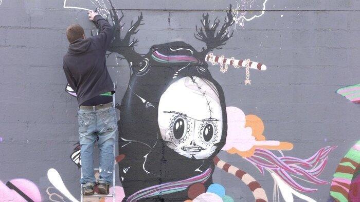 We are Artists not Vandals