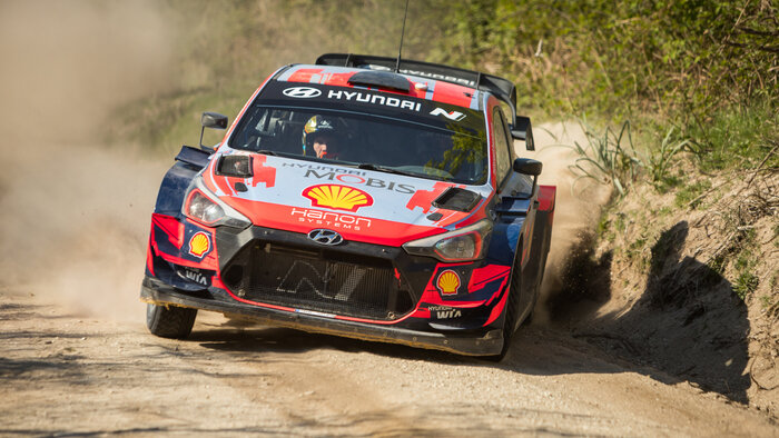 WRC : Rallye d'Estonie