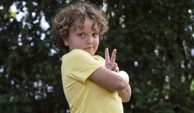 Sethi, 8 ans, la liberté retrouvée !