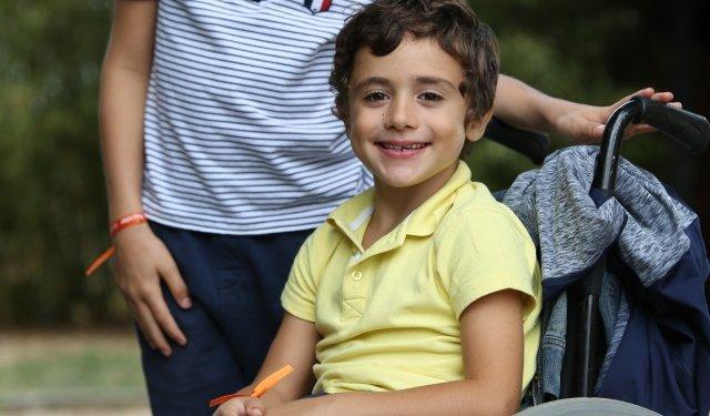 Hippolyte, 7 ans