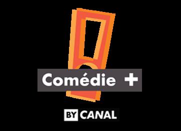 Accéder à la chaîne Comédie+