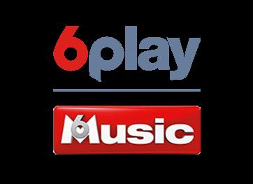 Accéder à la chaîne 6play I M6 Music