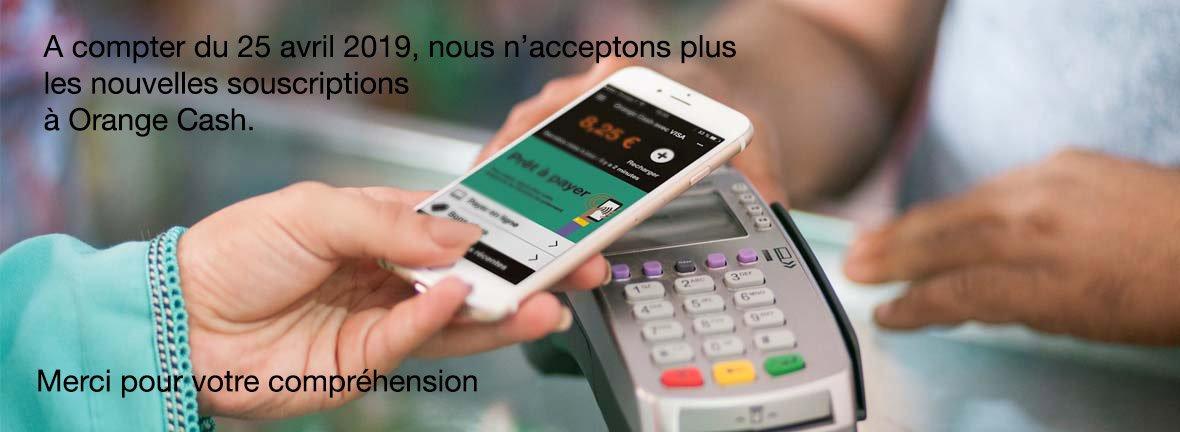 Orange Cash L Application De Paiement Mobile Sans Contact