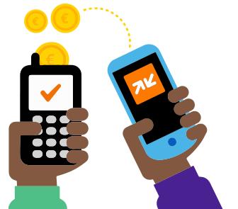 orange money envoi d 39 argent rapide et facile avec l 39 application mobile. Black Bedroom Furniture Sets. Home Design Ideas
