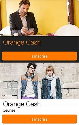 Orange Cash Plus