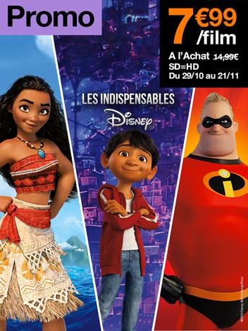 Les Indispensables Disney
