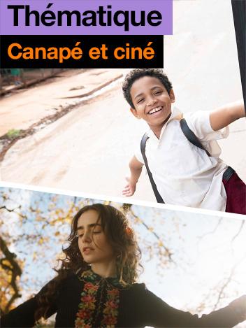 Canapé et ciné