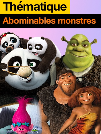 Abominables monstres