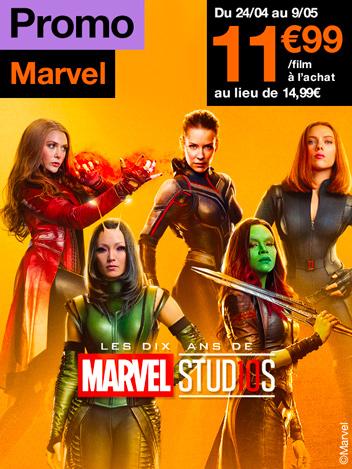 Promo Marvel