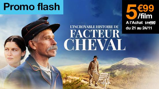 Promo Flash : L'incroyable histoire du Facteur Cheval