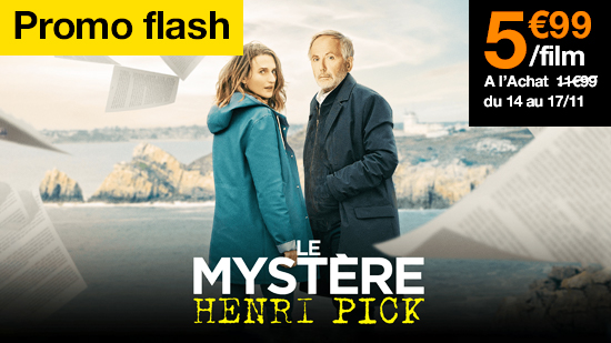 Promo Flash: Le mystère Henri Pick