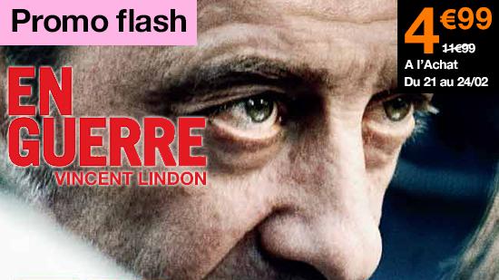 Promo flash En guerre