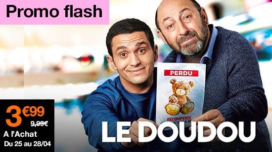 Promo flash Le doudou