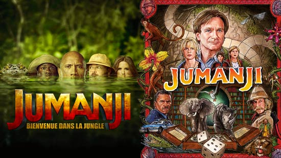 Collection Jumanji