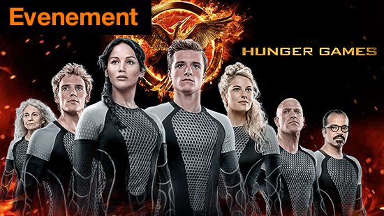 Saga Hunger Games