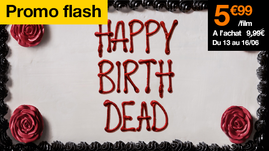 Promo Flash Happy Birthdead