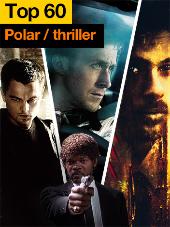Top 60 polar/thriller