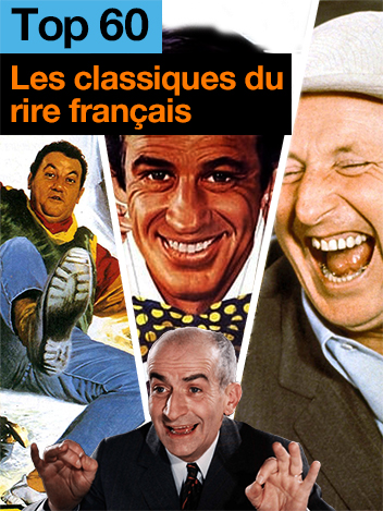 Les classiques du rire français