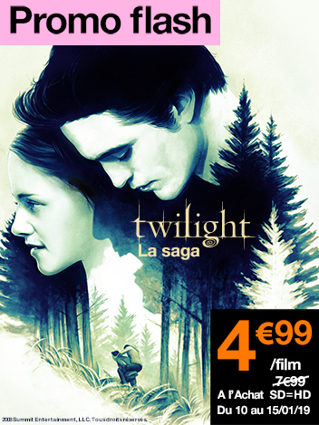 Promo flash Twilight