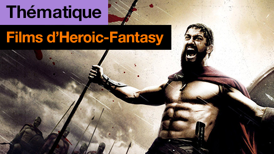 Films d'Heroic Fantasy