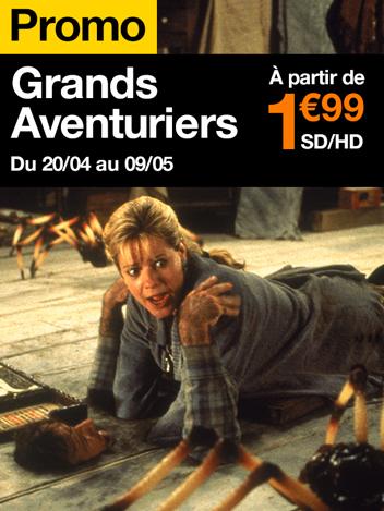Grands aventuriers