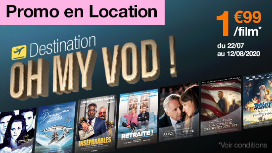OH MY VOD ! Location