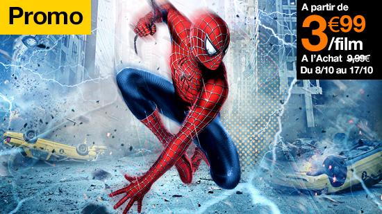 promo spider-man