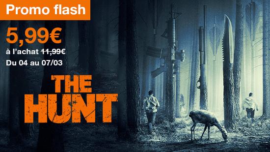 Promo Flash : The Hunt