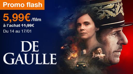 Promo Flash: De Gaulle édition spéciale