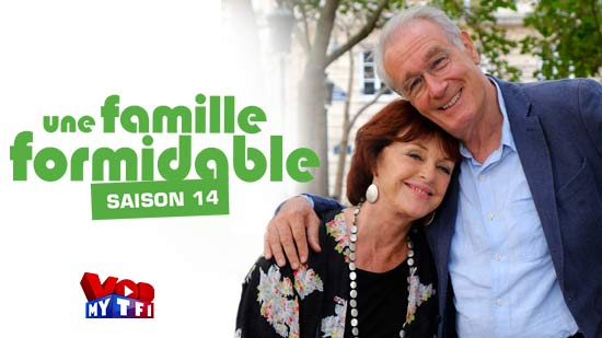 Une famille formidable 14