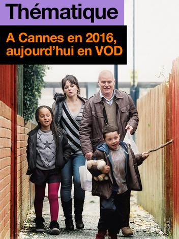 l'année dernière à Cannes, cette année en VOD