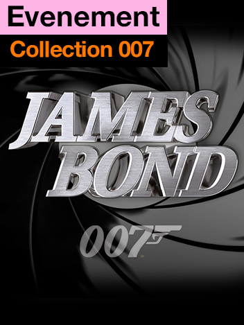 Collection James Bond