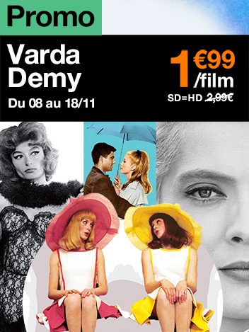 Varda/Demy